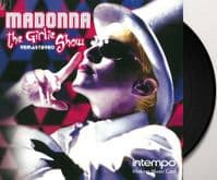 MADONNA The Girlie Show Remastered Vinyl Record LP Intempo 2017